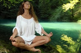 Meditation speeds healing and promotes good health.